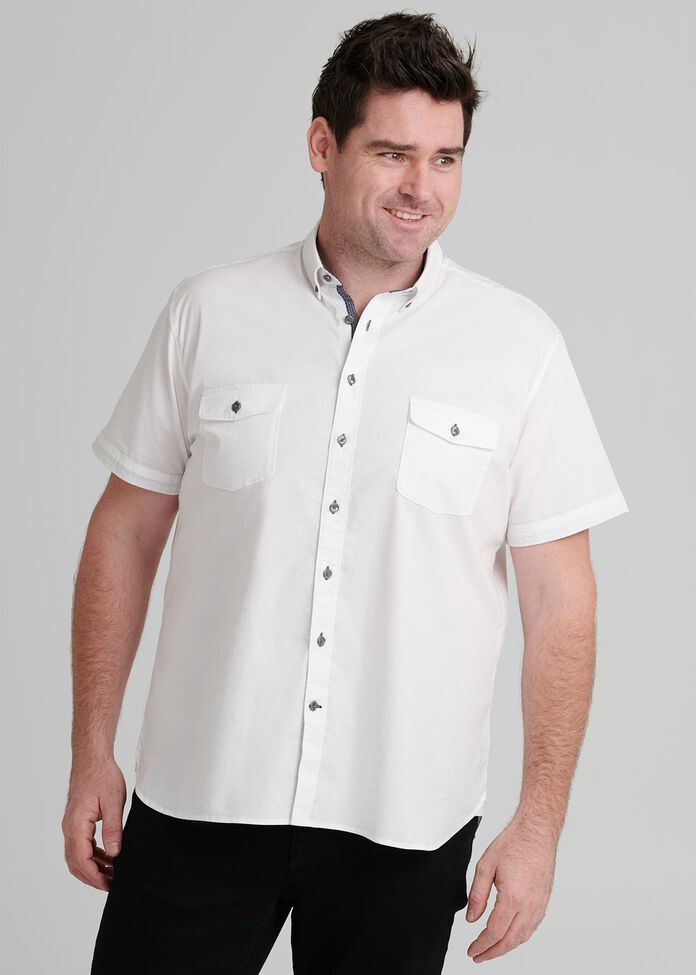 Hub Short Sleeve Shirt, , hi-res
