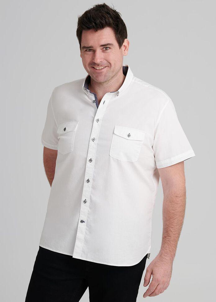 Hub Short Sleeve Shirt, , hi-res