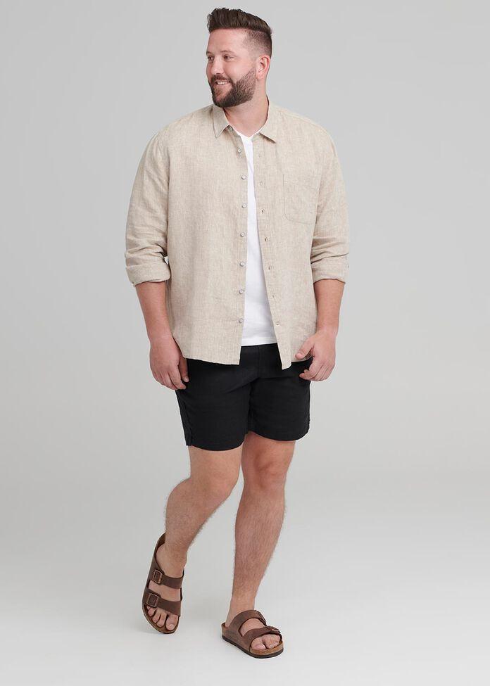 Bahama Linen Shirt, , hi-res