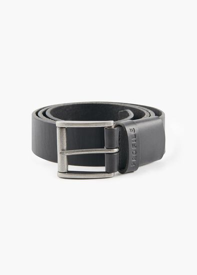 Bowery Leather Belt