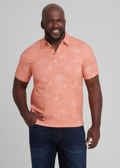 Palms Polo Shirt