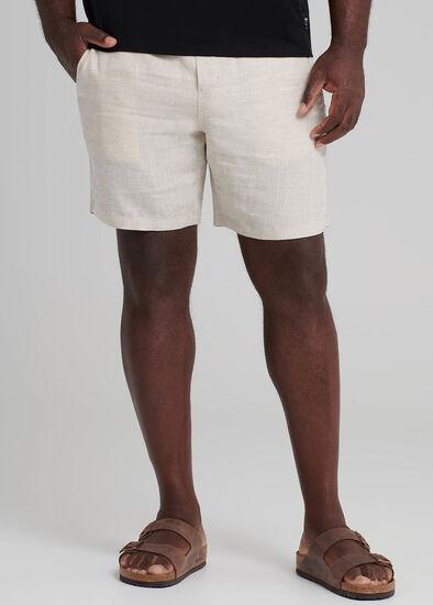 Marina Linen Short