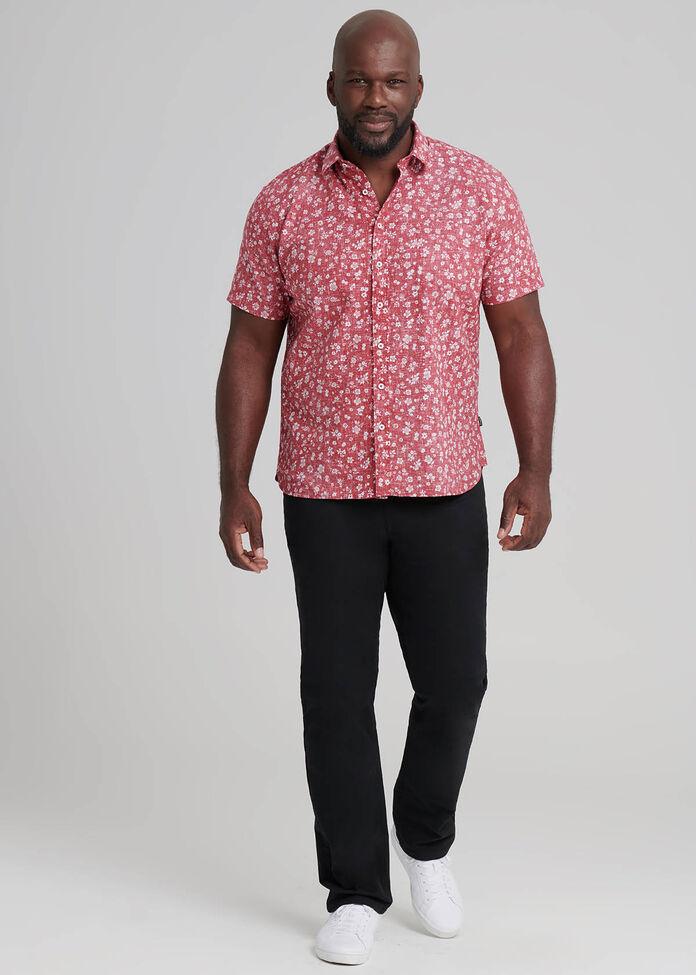 Esson Short Sleeve Shirt, , hi-res