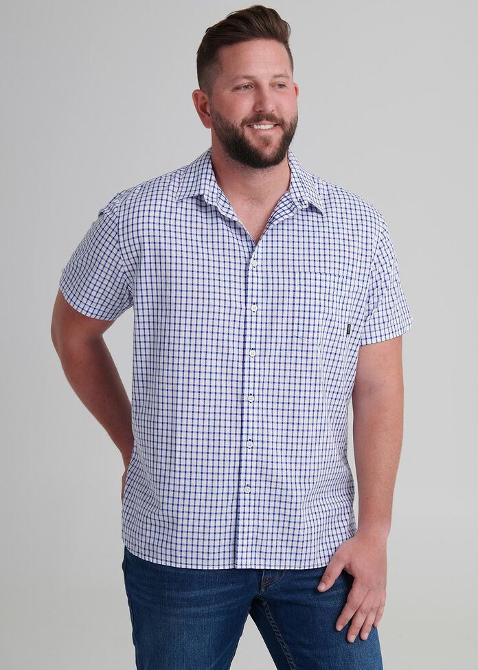 Chandler Check Shirt, , hi-res