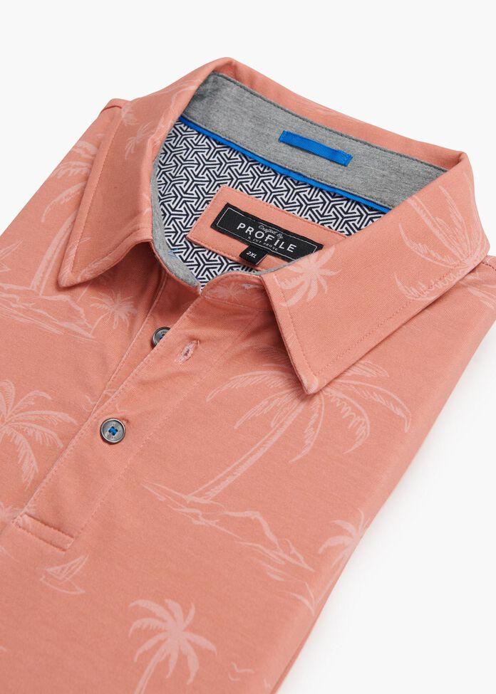Palms Polo Shirt, , hi-res
