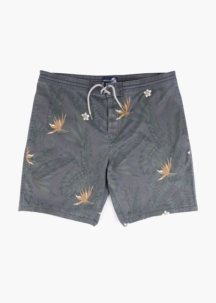 Jungle Tie Swim Short, , hi-res