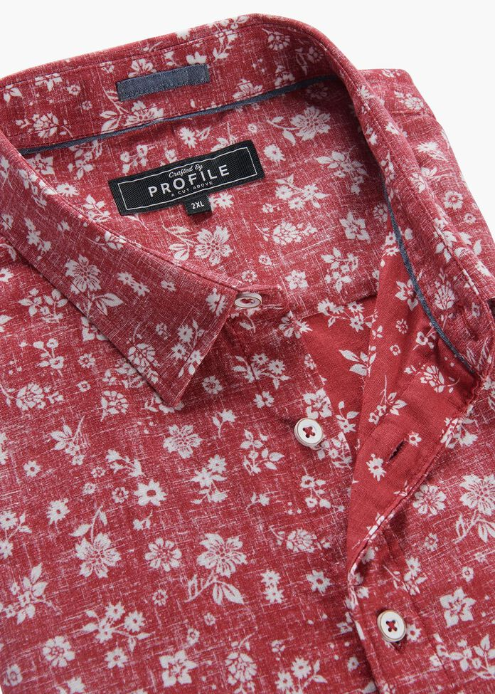Esson Short Sleeve Shirt, , hi-res