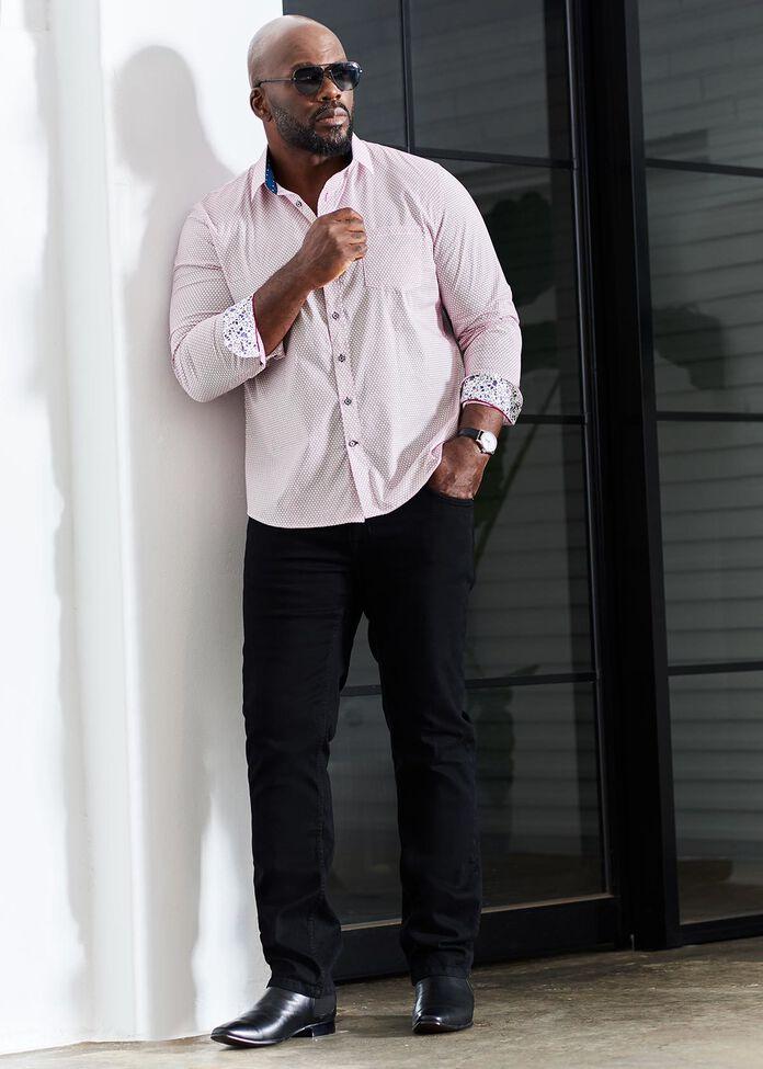 Axel Long Sleeve Shirt, , hi-res