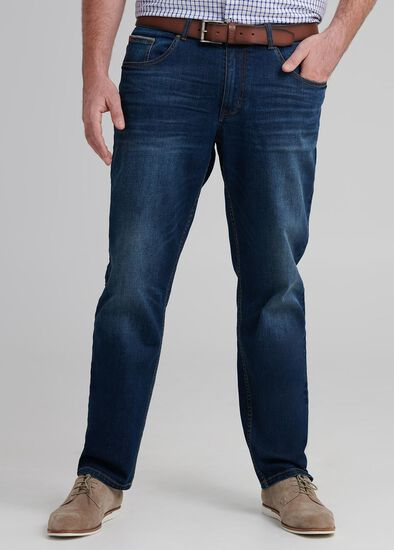 Accent Relaxed Fit Jean
