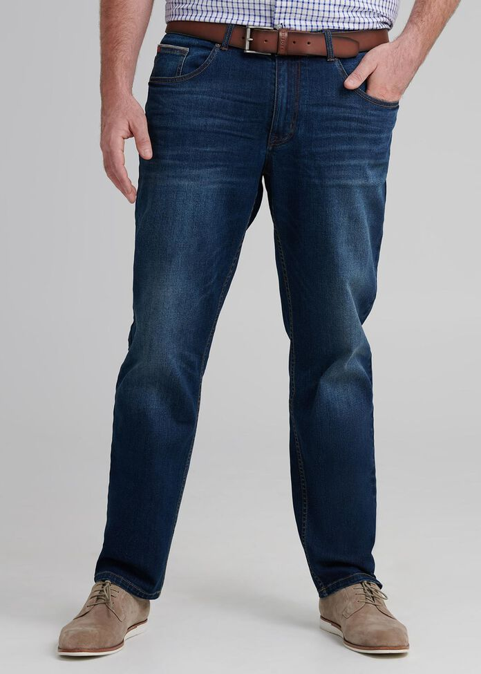 Accent Relaxed Fit Jean, , hi-res
