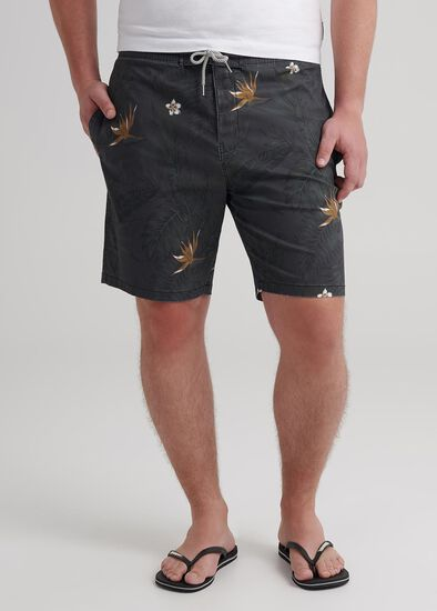 Jungle Tie Swim Short