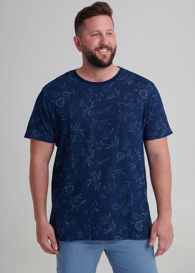 Baker Crew Neck T Shirt