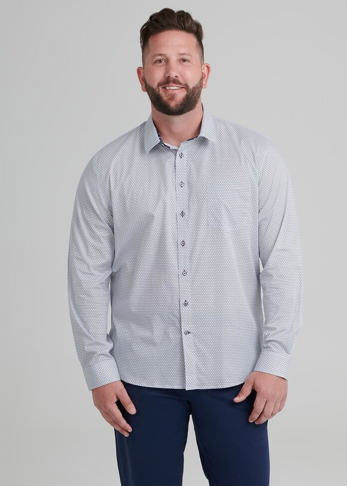 Axel Long Sleeve Shirt, , hi-res