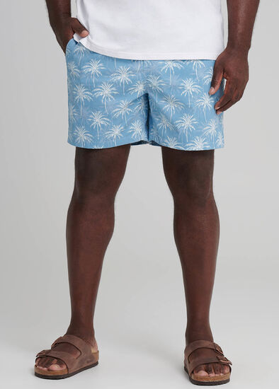 Palms Pull On Swim Short