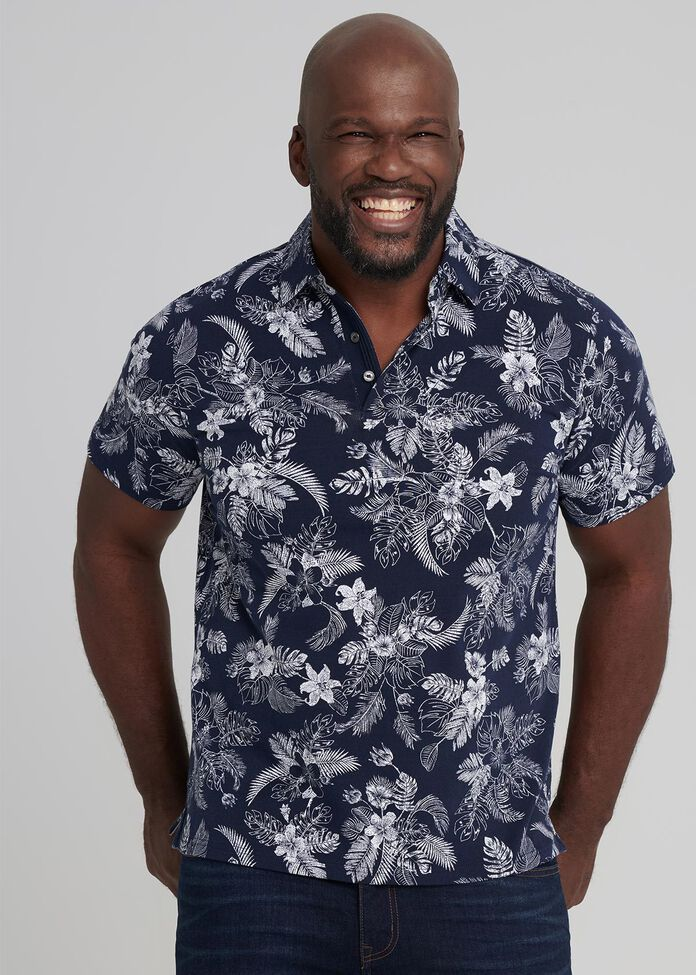 Tropic Polo Shirt, , hi-res
