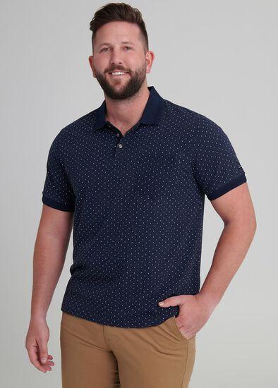 Tri Polo Shirt
