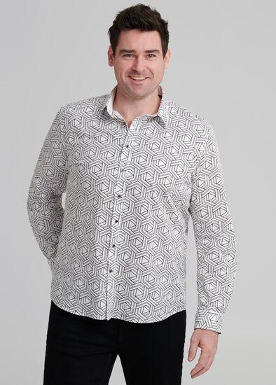 Hex Long Sleeve Shirt